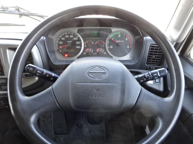 日野 H25 レンジャー ワイド 低温冷凍車 格納PG 画像24