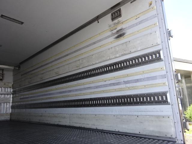 日野 H25 レンジャー ワイド 低温冷凍車 格納PG 画像12
