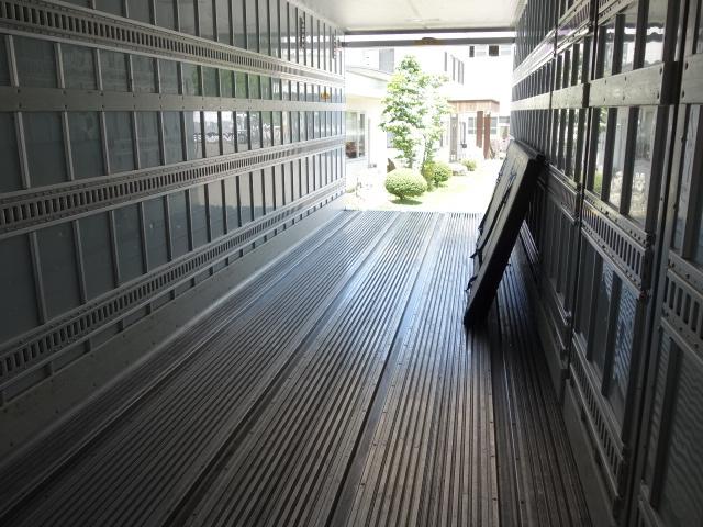 いすゞ H28 ギガ ハイルーフ 4軸低床 低温冷凍車 車検付 画像14