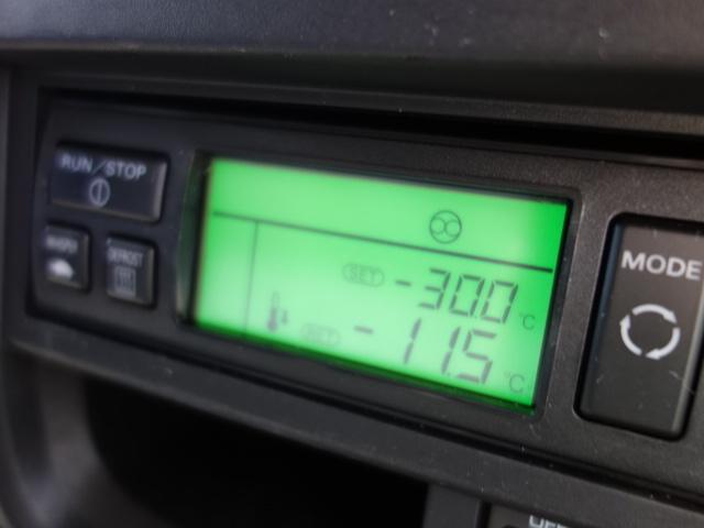 いすゞ H28 ギガ ハイルーフ 4軸低床 低温冷凍車 車検付 画像33