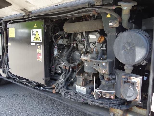 いすゞ H28 ギガ ハイルーフ 4軸低床 低温冷凍車 車検付 画像16