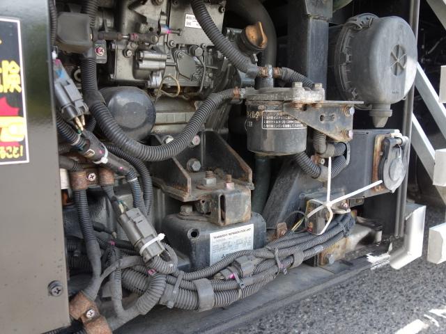 いすゞ H28 ギガ ハイルーフ 4軸低床 低温冷凍車 車検付 画像17