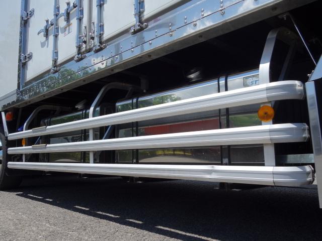 いすゞ H28 ギガ ハイルーフ 4軸低床 低温冷凍車 車検付 画像19