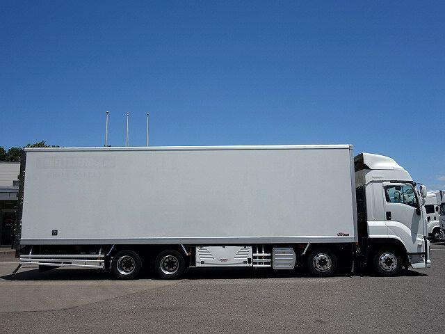 いすゞ H28 ギガ ハイルーフ 4軸低床 低温冷凍車 車検付 画像5