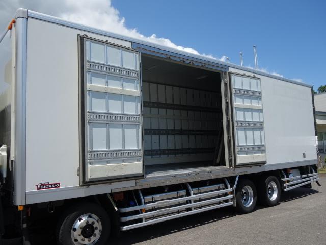 いすゞ H28 ギガ ハイルーフ 4軸低床 低温冷凍車 車検付 画像18