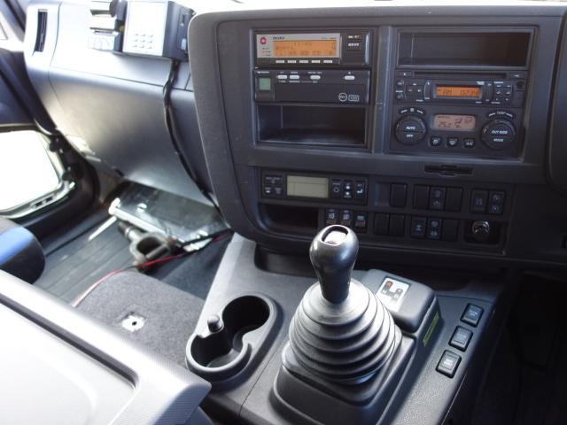 いすゞ H28 ギガ ハイルーフ 4軸低床 低温冷凍車 車検付 画像28