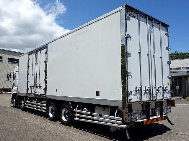 いすゞ H28 ギガ ハイルーフ 4軸低床 低温冷凍車 車検付 画像6