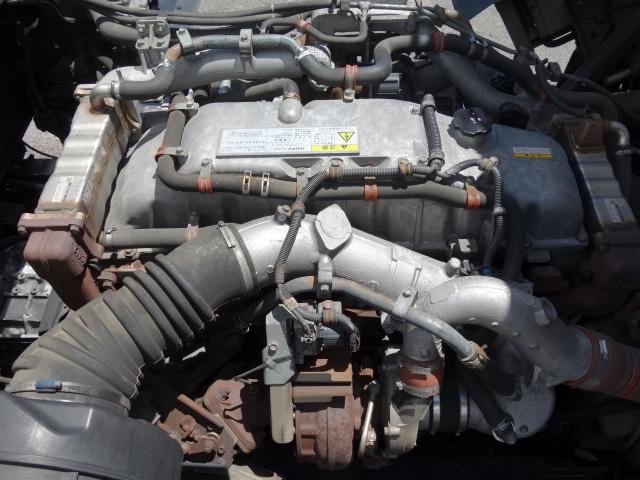 いすゞ H28 ギガ ハイルーフ 4軸低床 低温冷凍車 車検付 画像24
