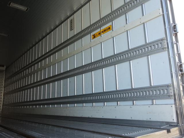 いすゞ H28 ギガ ハイルーフ 4軸低床 低温冷凍車 車検付 画像11