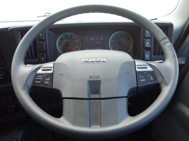 いすゞ H28 ギガ ハイルーフ 4軸低床 低温冷凍車 車検付 画像26