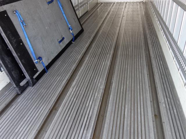 いすゞ H28 ギガ ハイルーフ 4軸低床 低温冷凍車 車検付 画像12
