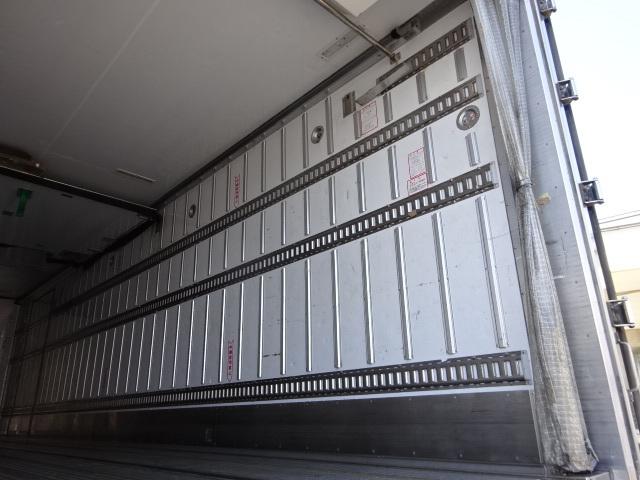 日野 H24 プロフィア 低温冷凍車 車検付 両サイド扉付き 画像13
