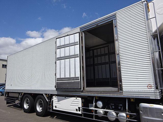 日野 H24 プロフィア 低温冷凍車 車検付 両サイド扉付き 画像10