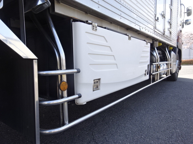 日野 H24 プロフィア 低温冷凍車 車検付 両サイド扉付き 画像20