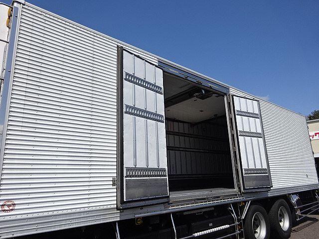 日野 H24 プロフィア 低温冷凍車 車検付 両サイド扉付き 画像9