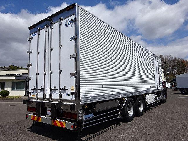 日野 H24 プロフィア 低温冷凍車  両サイド扉付き 画像8