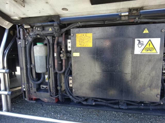 日野 H24 プロフィア 低温冷凍車 車検付 両サイド扉付き 画像22