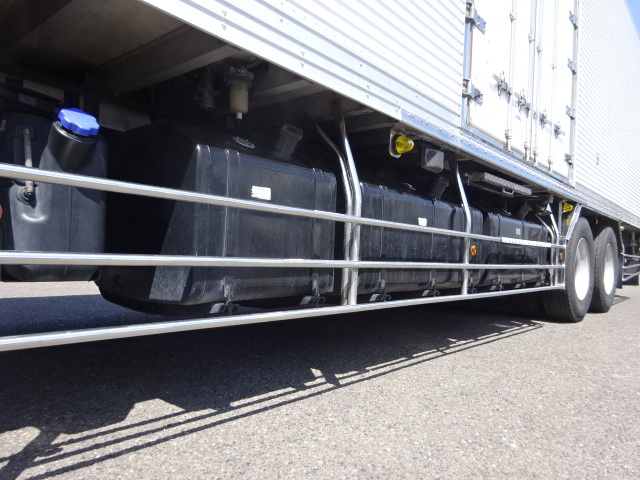 日野 H24 プロフィア 低温冷凍車 車検付 両サイド扉付き 画像23
