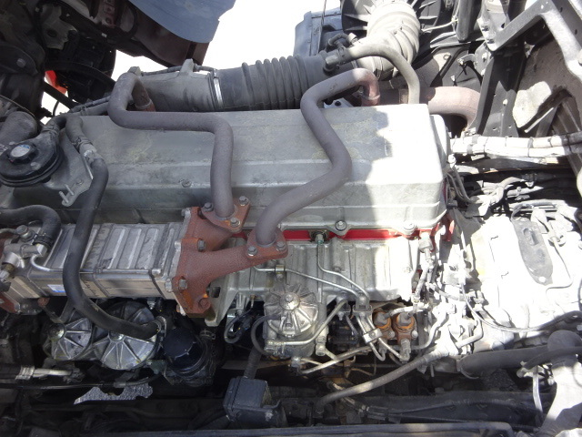 日野 H24 プロフィア 低温冷凍車  両サイド扉付き 画像24