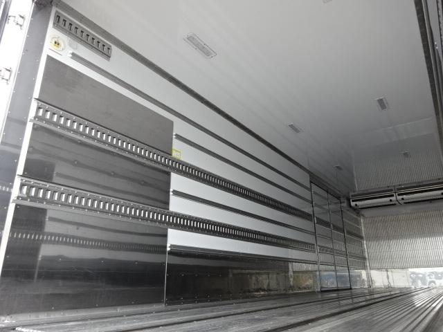 三菱 H29 スーパーグレート冷凍車 キーストン ジョルダー 画像11