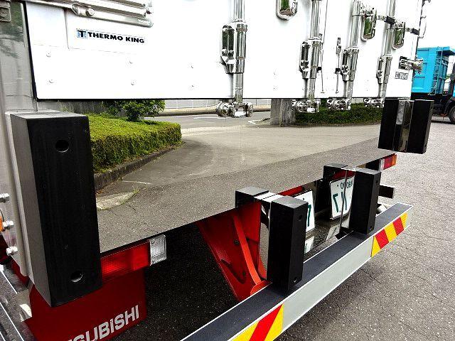 三菱 H29 スーパーグレート冷凍車 キーストン ジョルダー 画像19