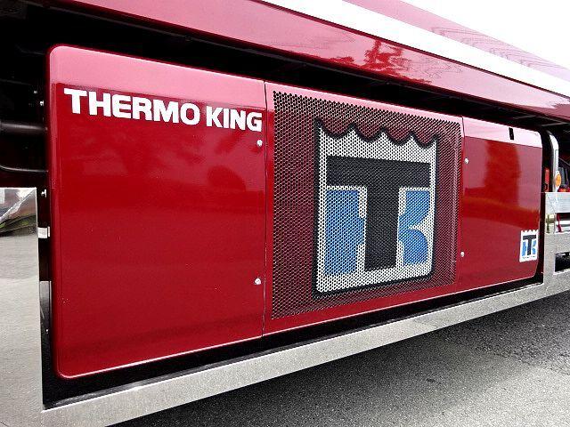 三菱 H29 スーパーグレート冷凍車 キーストン ジョルダー 画像13