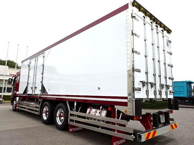三菱 H29 スーパーグレート冷凍車 キーストン ジョルダー 画像9