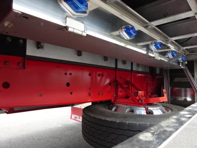三菱 H29 スーパーグレート冷凍車 キーストン ジョルダー 画像17