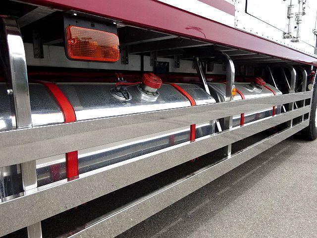 三菱 H29 スーパーグレート冷凍車 キーストン ジョルダー 画像18