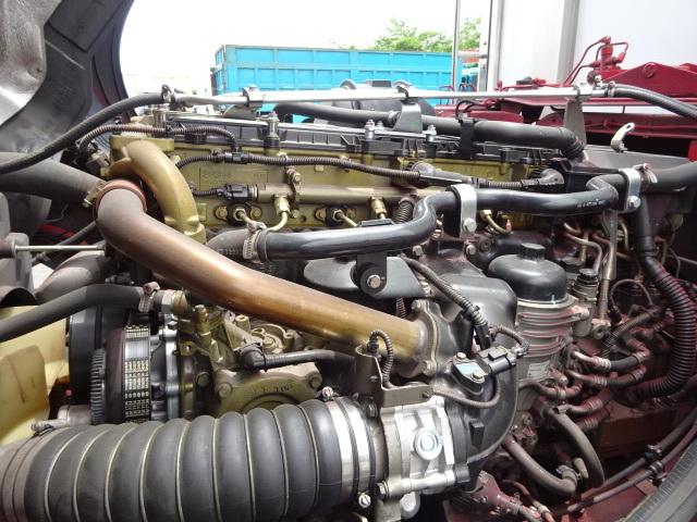 三菱 H29 スーパーグレート冷凍車 キーストン ジョルダー 画像20