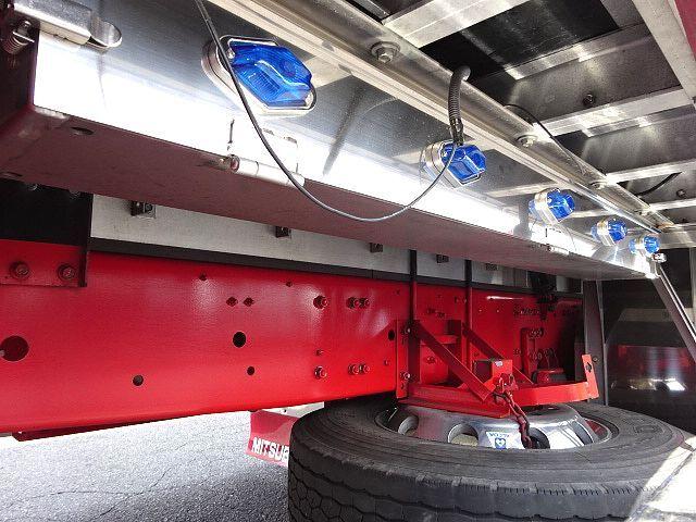 三菱 H29 スーパーグレート 3軸 低温冷凍車 キーストン ジョルダー 画像4