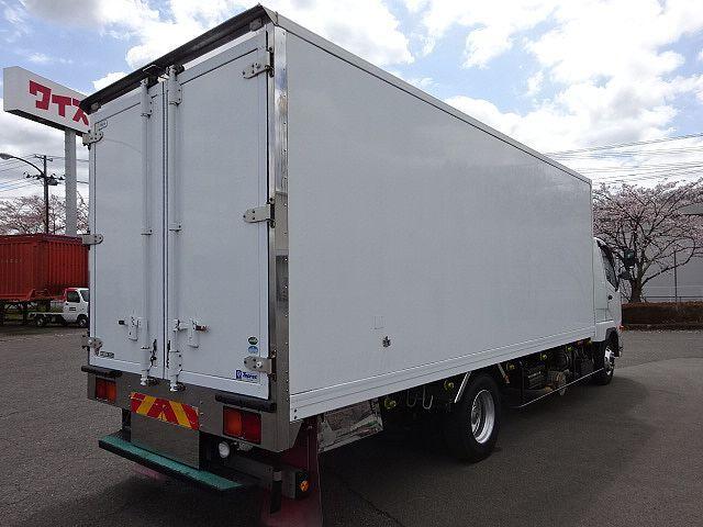 三菱 H25 ファイター 低温冷凍車 キーストン 画像2