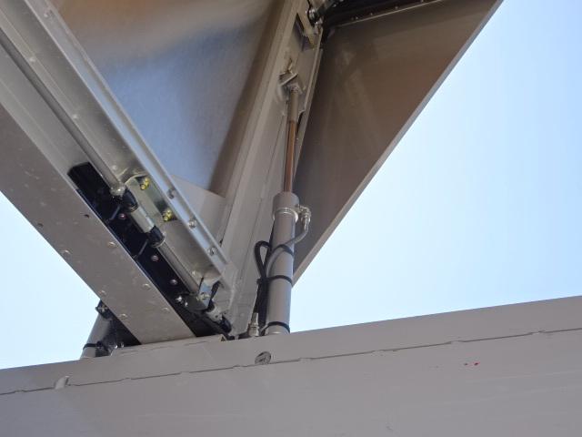 いすゞ H29 フォワード ワイド アルミウィング エアサス 融雪仕様 画像15