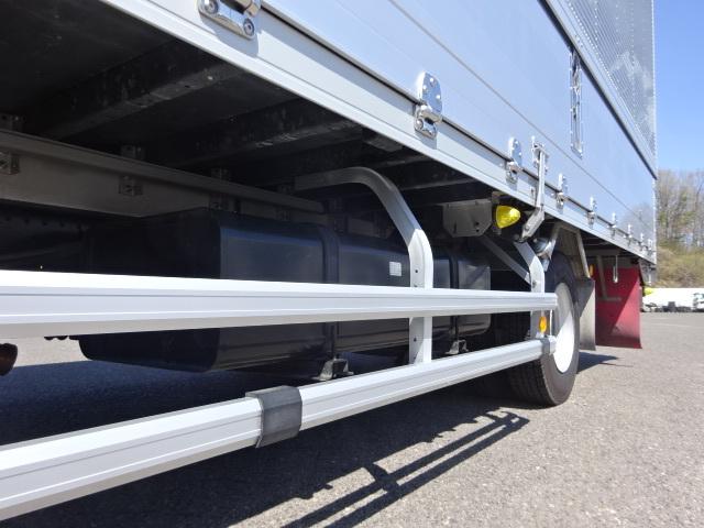 いすゞ H29 フォワード ワイド アルミウィング エアサス 融雪仕様 画像19