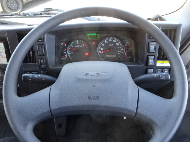 いすゞ H29 フォワード ワイド アルミウィング エアサス 融雪仕様 画像25