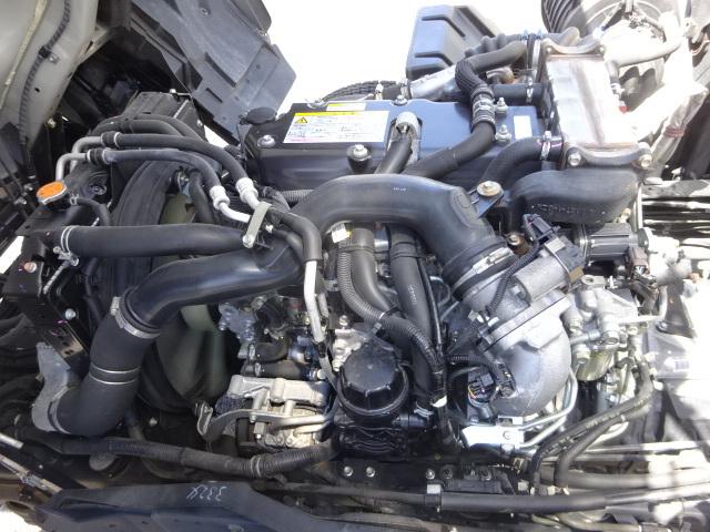 いすゞ H29 フォワード ワイド アルミウィング エアサス 融雪仕様 画像22