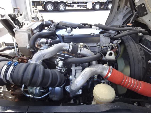 いすゞ H29 フォワード ワイド アルミウィング エアサス 融雪仕様 画像23