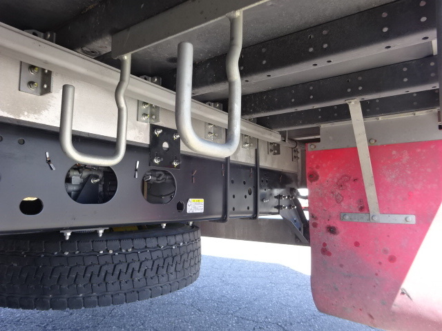 いすゞ H29 フォワード ワイド アルミウィング エアサス 融雪仕様 画像20