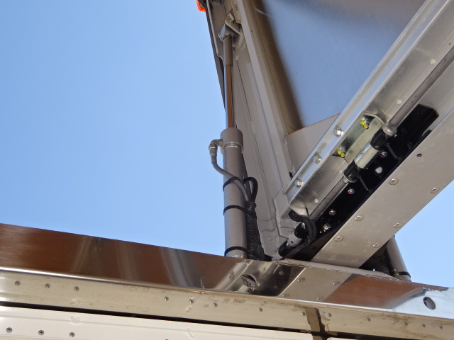 いすゞ H29 フォワード ワイド アルミウィング エアサス 融雪仕様 画像17