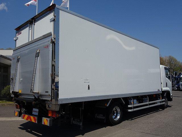 いすゞ H26 フォワード ワイド 低温冷凍車 PG 車検付 画像6