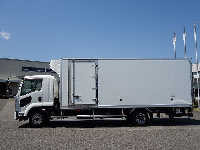 いすゞ H26 フォワード ワイド 低温冷凍車 PG 車検付 画像4