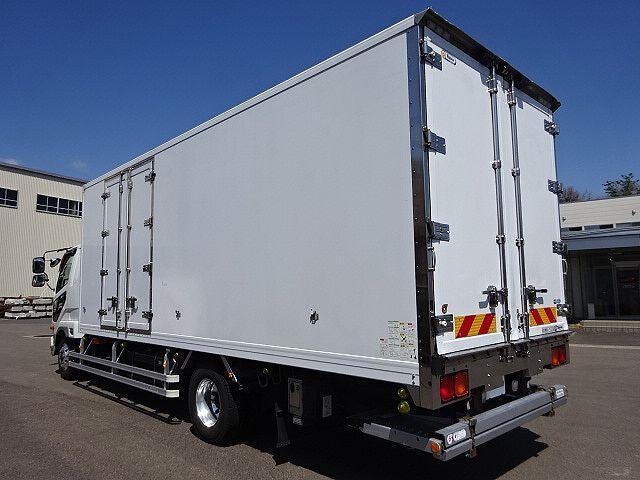 三菱 H24 ファイター 低温冷凍車 エアサス キーストン格納PG 画像8