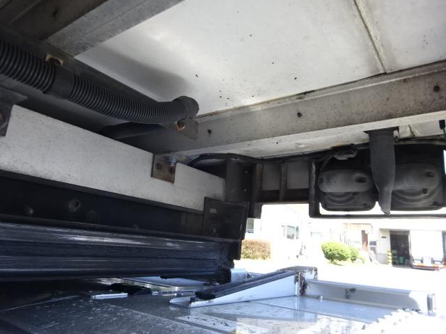 三菱 H24 ファイター 低温冷凍車 エアサス キーストン格納PG 画像12