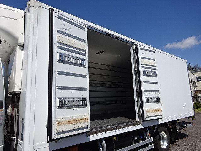 三菱 H24 ファイター 低温冷凍車 エアサス キーストン格納PG 画像9