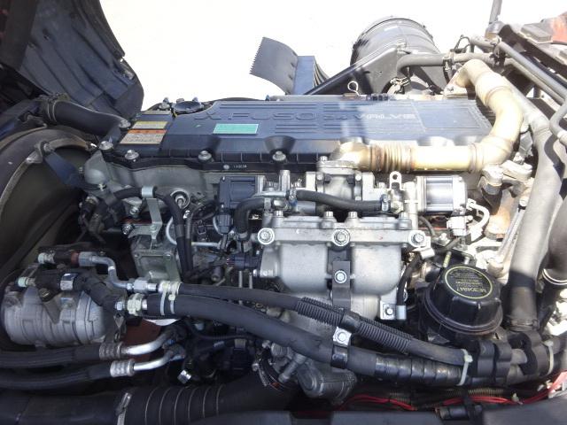 三菱 H24 ファイター 低温冷凍車 エアサス キーストン格納PG 画像21