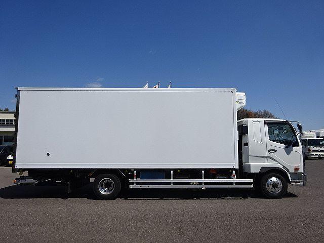 三菱 H24 ファイター 低温冷凍車 エアサス キーストン格納PG 画像5