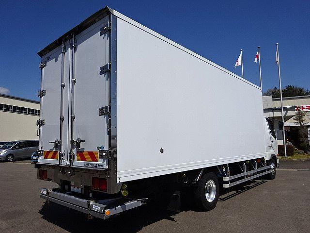三菱 H24 ファイター 低温冷凍車 エアサス キーストン格納PG 画像6