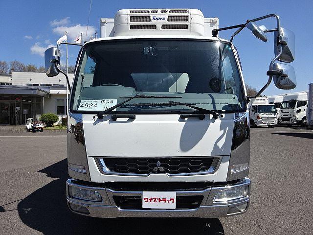 三菱 H24 ファイター 低温冷凍車 エアサス キーストン格納PG 画像2