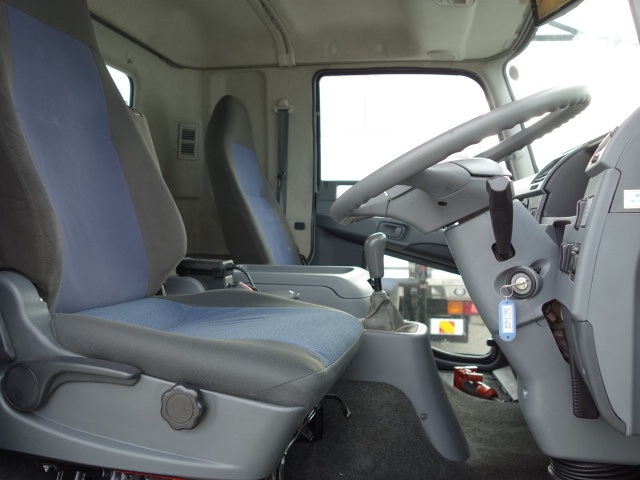 三菱 H24 ファイター 低温冷凍車 エアサス キーストン格納PG 画像23