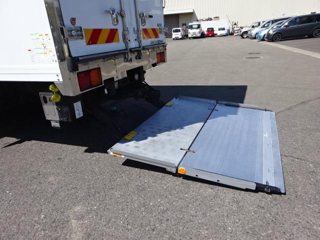三菱 H24 ファイター 低温冷凍車 エアサス キーストン格納PG 画像14